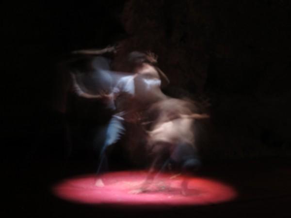 Danza en Cuevas del Pino